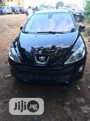 Peugeot 308 2012 Black | Cars for sale in Abuja (FCT) State, Central Business District