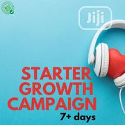 Music Promotion | Starter Growth Campaign | 7+ Days | Computer & IT Services for sale in Lagos State, Lekki Phase 1