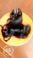 18 Inches Double Drawn Straight Human Hair | Hair Beauty for sale in Ikeja, Lagos State, Nigeria