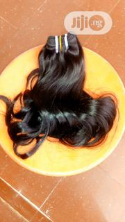 18 Inches Double Drawn Straight Human Hair | Hair Beauty for sale in Lagos State, Ikeja