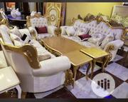 Living Room Couch 3 Set | Furniture for sale in Anambra State, Idemili