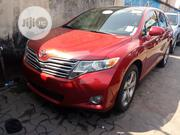 Toyota Venza AWD V6 2010 Red | Cars for sale in Lagos State, Amuwo-Odofin