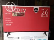 LG 26 Inches LED TV | TV & DVD Equipment for sale in Lagos State, Ojo