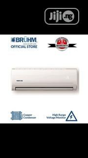 Bruhm 1HP Split Air Conditioner | Home Appliances for sale in Lagos State, Ojo