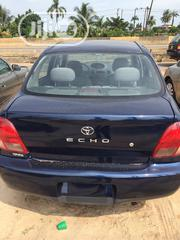 Toyota Echo 2001 Blue | Cars for sale in Edo State, Egor