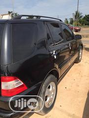 Mercedes-Benz M Class 2003 Black | Cars for sale in Edo State, Egor