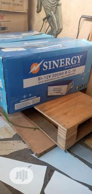 Sinergy 12V 200ah Battery | Electrical Equipments for sale in Lagos State, Amuwo-Odofin