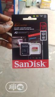 Sandisk Extreme And 128GB Ultra 128GB Sd Card | Accessories for Mobile Phones & Tablets for sale in Lagos State, Ikeja