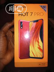 Infinix Hot 7 Pro 32 GB Blue | Mobile Phones for sale in Ondo State, Akure