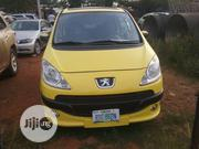 Peugeot 1007 2008 Yellow | Cars for sale in Abuja (FCT) State, Gwarinpa