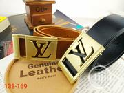 Louis Vuttion Belt | Clothing Accessories for sale in Lagos State, Lagos Island