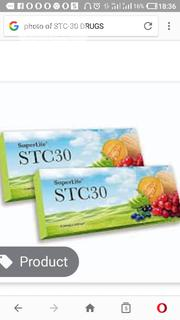 STC 30 Is A Plant Based Cells All Natural And Clinically Proved | Vitamins & Supplements for sale in Lagos State, Yaba