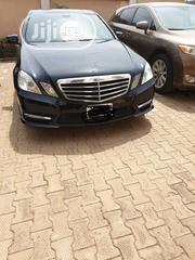 Mercedes-Benz E350 2012 Black | Cars for sale in Abuja (FCT) State, Central Business District