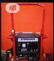 Firman Petrol Generator Eco3990es   Electrical Equipments for sale in Lagos State, Yaba