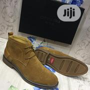 Half Cut Suede Ankle Boots | Shoes for sale in Lagos State, Lagos Island