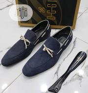 OGGI Suede Blue | Shoes for sale in Lagos State, Lagos Island