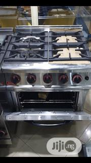 Gas Cooker With Oven 4burners | Kitchen Appliances for sale in Lagos State, Lekki Phase 1
