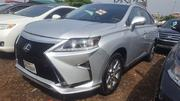 Lexus RX 2017 Silver   Cars for sale in Lagos State, Apapa