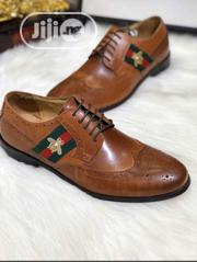 Gucci Mens Broques Shoe | Shoes for sale in Lagos State, Ikoyi