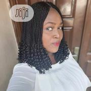 Beautiful Curly Braided Wig   Hair Beauty for sale in Rivers State, Port-Harcourt