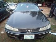 Peugeot 406 2005 Green | Cars for sale in Abuja (FCT) State, Jabi