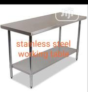 Stainless Work Table 5 Feet | Restaurant & Catering Equipment for sale in Lagos State, Ojo
