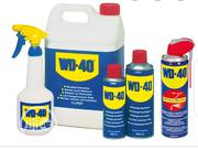 Gallon And Spray WD40 | Manufacturing Materials & Tools for sale in Rivers State, Port-Harcourt