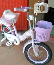 Oruginal Durable Children's Bicycle With Front Basket | Sports Equipment for sale in Lagos State, Ojo