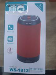 Ws 1812 Blutooth Speaker | Audio & Music Equipment for sale in Lagos State, Alimosho