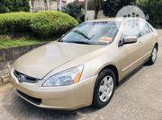 Honda Accord Sedan EX Automatic 2005 Gold | Cars for sale in Lagos State, Ikeja