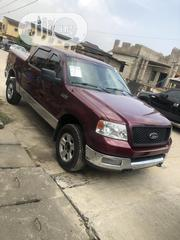 Ford F-150 2005 SuperCab 4x4 Red | Cars for sale in Lagos State, Gbagada