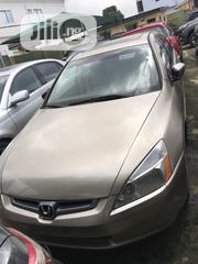 Honda Accord 2005 Gold | Cars for sale in Lagos State, Ikeja