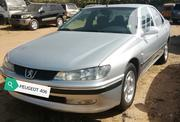 Peugeot 406 2002 Silver   Cars for sale in Abuja (FCT) State, Nyanya