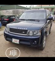 Land Rover Range Rover Sport 2010 Blue | Cars for sale in Lagos State, Ikeja