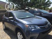 Toyota RAV4 LE 4dr SUV (2.5L 4cyl 6A) 2014 Blue | Cars for sale in Abuja (FCT) State, Kubwa