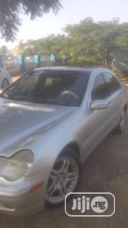 Mercedes-Benz C240 2003 Gray | Cars for sale in Abuja (FCT) State, Nyanya