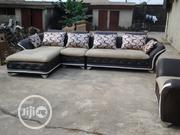 New L Shap Design With Good Fabric | Furniture for sale in Lagos State, Alimosho
