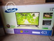 Samsung Smart Energy Saving LED 43 Inches | TV & DVD Equipment for sale in Lagos State, Lagos Mainland