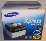 Samsung Xpress M2070FW - Multifunction Printer | Printers & Scanners for sale in Lagos State, Ajah