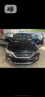 Honda Accord 2014 Black | Cars for sale in Lagos State, Lagos Mainland