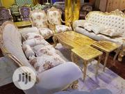 Imported Royal Couch Set Available | Furniture for sale in Anambra State, Idemili North