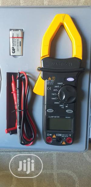 Mastertech Digital Clamp Meter