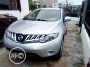 Nissan Murano 2009 LE 4WD Silver | Cars for sale in Lagos State, Ikeja