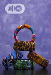 African Ankara Circular And Square Bangles | Jewelry for sale in Lagos State, Agege