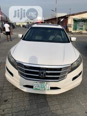 Honda Accord CrossTour 2010 White | Cars for sale in Lagos State, Lekki Phase 2