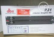 DBX Equalizer   Audio & Music Equipment for sale in Lagos State, Ojota