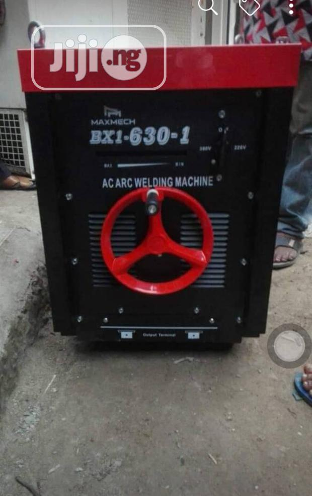 300amps Welding Machine 3phase And Single Phase