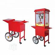 Quality Popcorn Machine With Cart | Restaurant & Catering Equipment for sale in Lagos State, Ojo