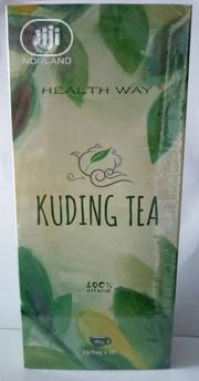KUDING TEA. Reduce High Blood Pressure, Weight Loss, Promote Fertility | Vitamins & Supplements for sale in Lagos State, Surulere