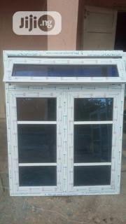 White Window With Blue Reflective Glass | Windows for sale in Katsina State, Katsina